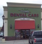 Store front for CU Smile Dental Care