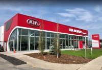 Store front for Kia City
