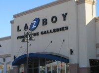Store front for La Z Boy Furniture