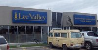Store front for Lee Valley