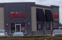 Store front for Teriyaki Experience