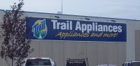 Store front for Trail Appliances