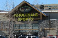 Store front for Wholesale Sports